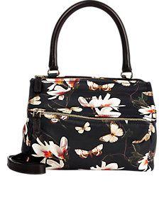 d4f207d3ed Magnolia & Butterfly Small Pandora Messenger   (Handbags)   Pandora ...
