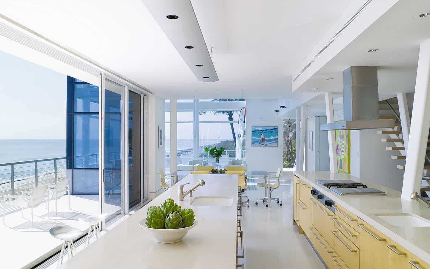 Pin On Kitchen,Latest Modern Simple False Ceiling Design For Hall With Two Fans
