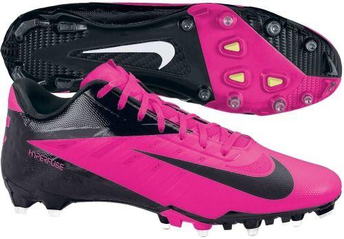 b22773510f3a Lacrosse Playground » Nike Men's Vapor Talon Elite Low Lacrosse Cleat —  Pink Ribbon