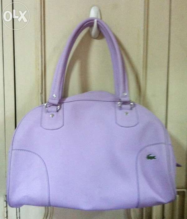 1e9b924eb9cb Original Preloved Lacoste Bag For Sale Philippines - Find 2nd Hand (Used)  Original Preloved Lacoste Bag On OLX