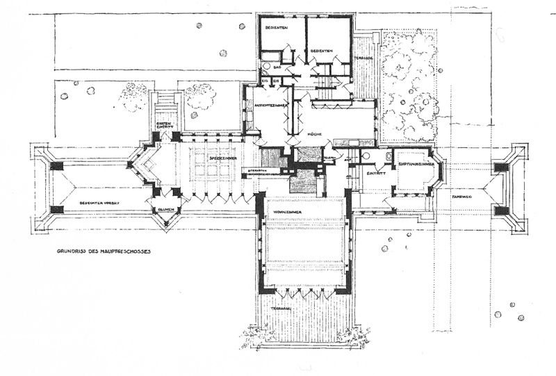 Wright Chat View Topic Bradley House Bradley House Frank Lloyd Wright Wright