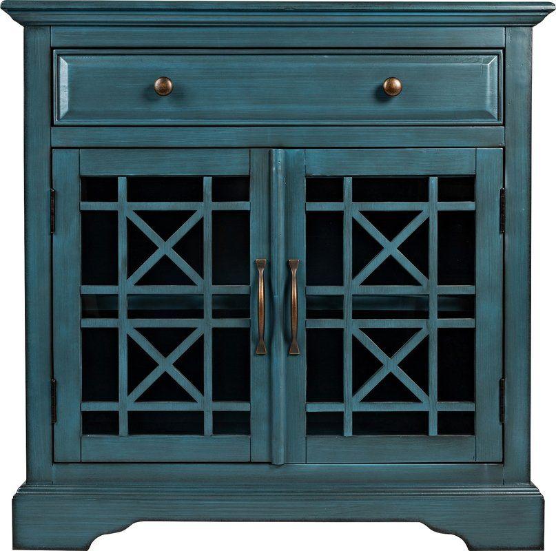Daisi 1 Drawer 2 Door Accent Cabinet Accent Doors Accent Cabinet Cabinet