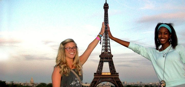 UT Tyler to Offer Study Abroad Experience to France