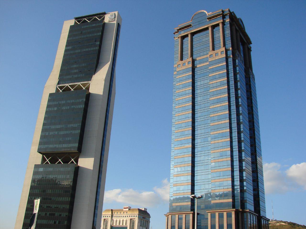 Archivo Cnci Y Ca Jpg Monterrey Building Nuevo Leon