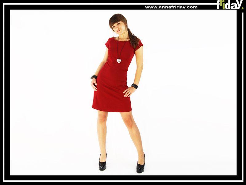 vielseitiges Basic-Kleidchen von anna friday auf DaWanda.com