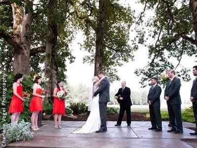 Postlewait\'s Country Weddings Weddings Willamette Valley Wedding ...