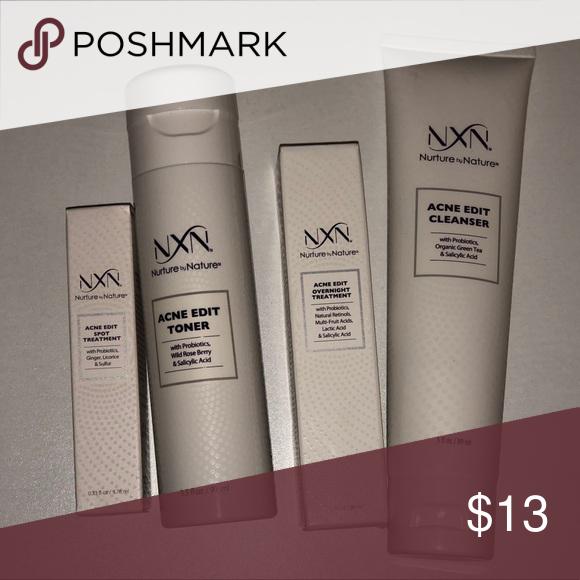 Nxn Acne Skincare Skin Care Acne Skin Care Acne Toner