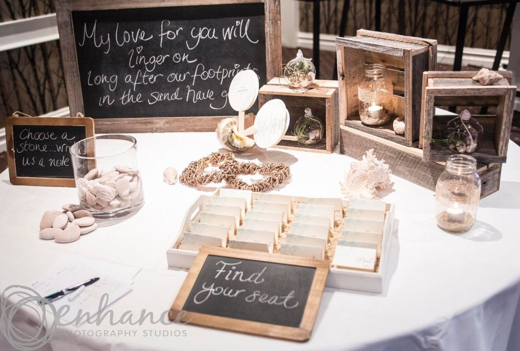 beach theme wedding guest book ideas - Picture Ideas References