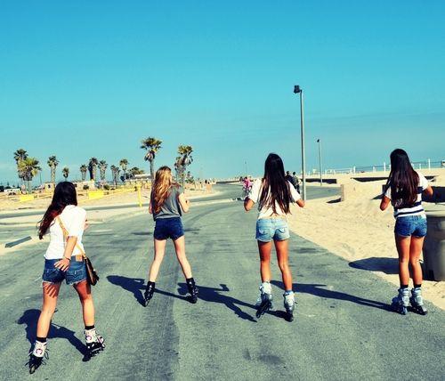 Likes Tumblr Rollerblading Roller Girl Skate Girl
