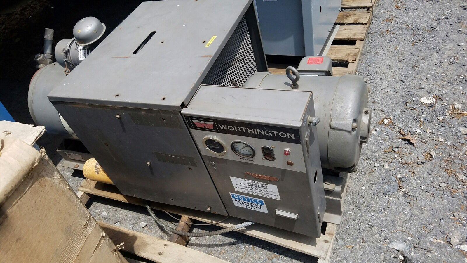 15 Hp Air Compressor Air compressor, Outdoor decor, Ebay