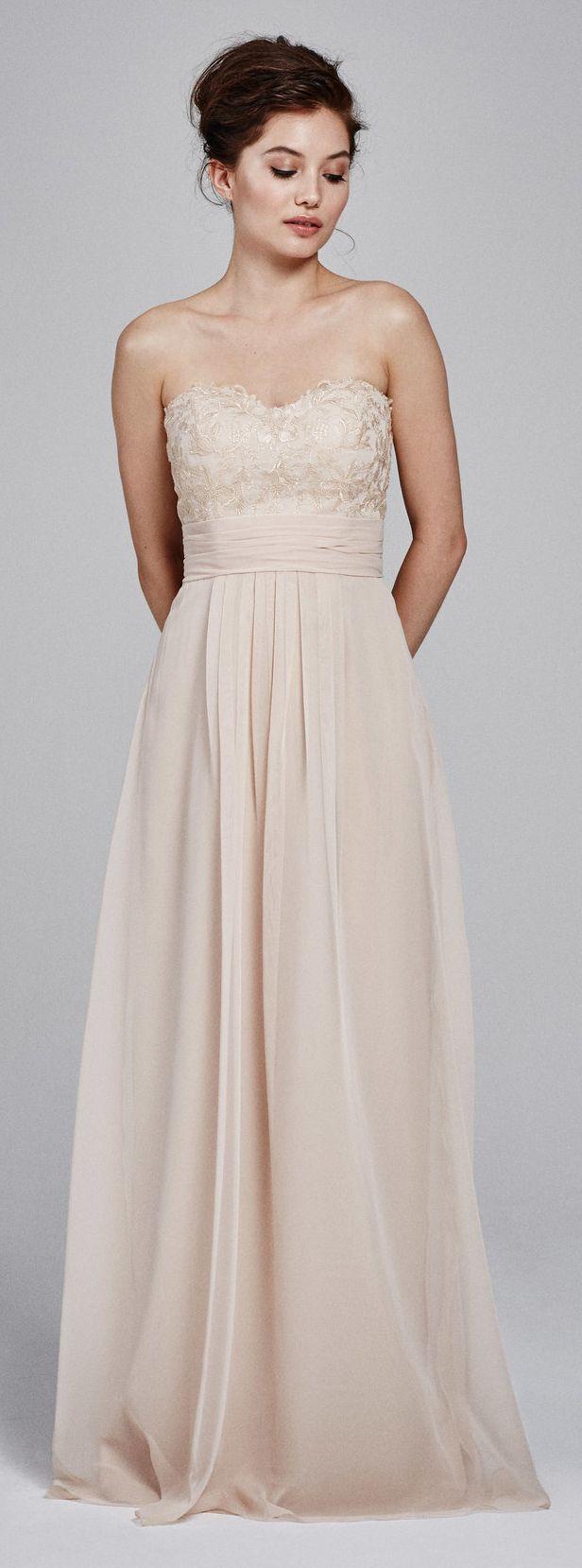 Berühmt Brautjunferkleider Ideen Bilder - Hochzeit Kleid Stile Ideen ...