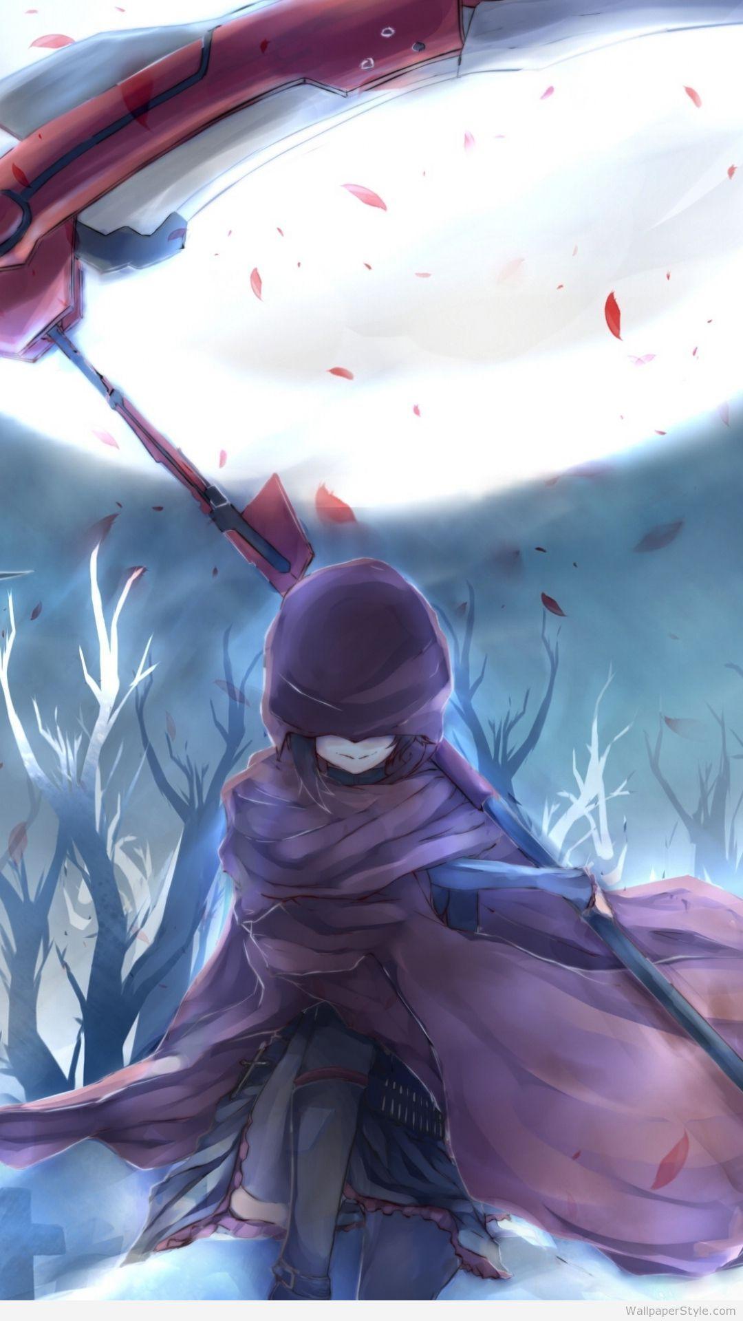 Anime Wallpapers, HD Desktop Backgrounds - WallpaperMaiden