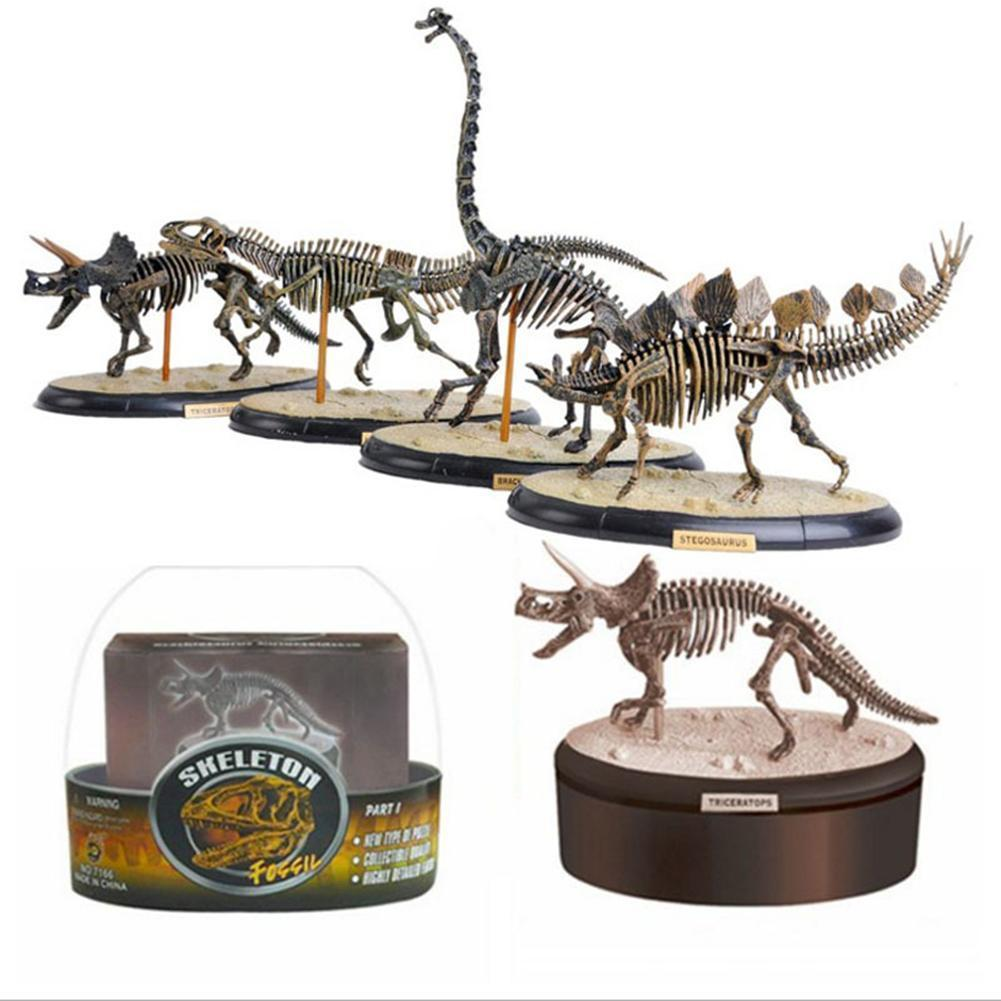 Dinosaur Excavation Kit Mammoth Fossil Toy Dinosaur Fossil Dig Out Discovery Toys