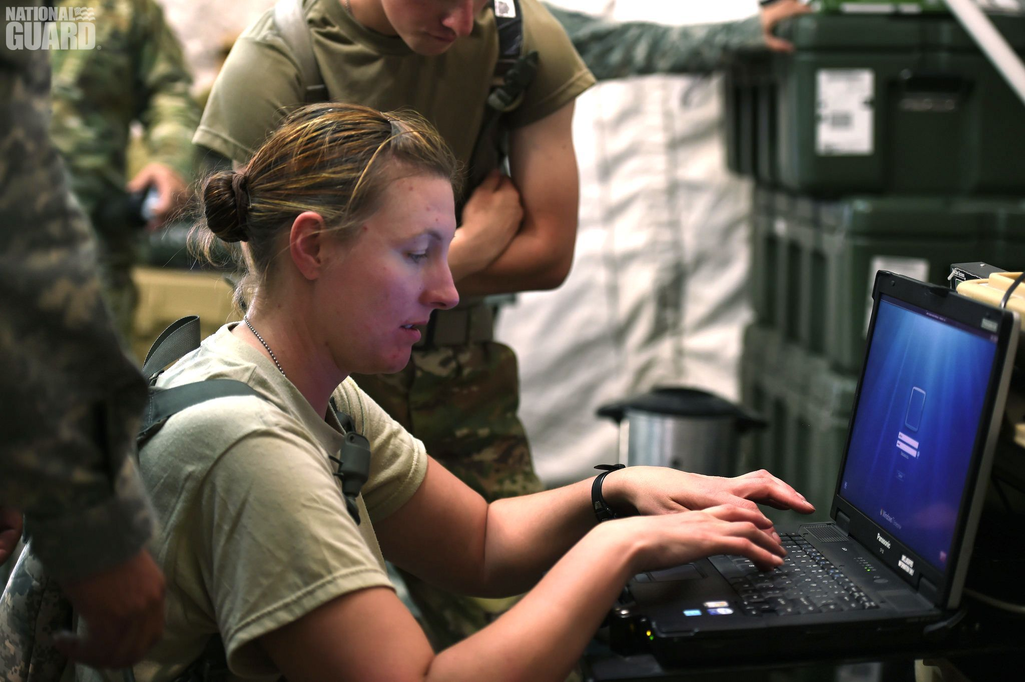 As MOS 42A Human Resource Specialist In The NationalGuard You Can Still Escape Cubicle