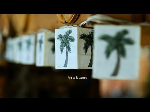 ▶ Anna and Jamie | Wedding Love Story | Lee Mann Productions - YouTube