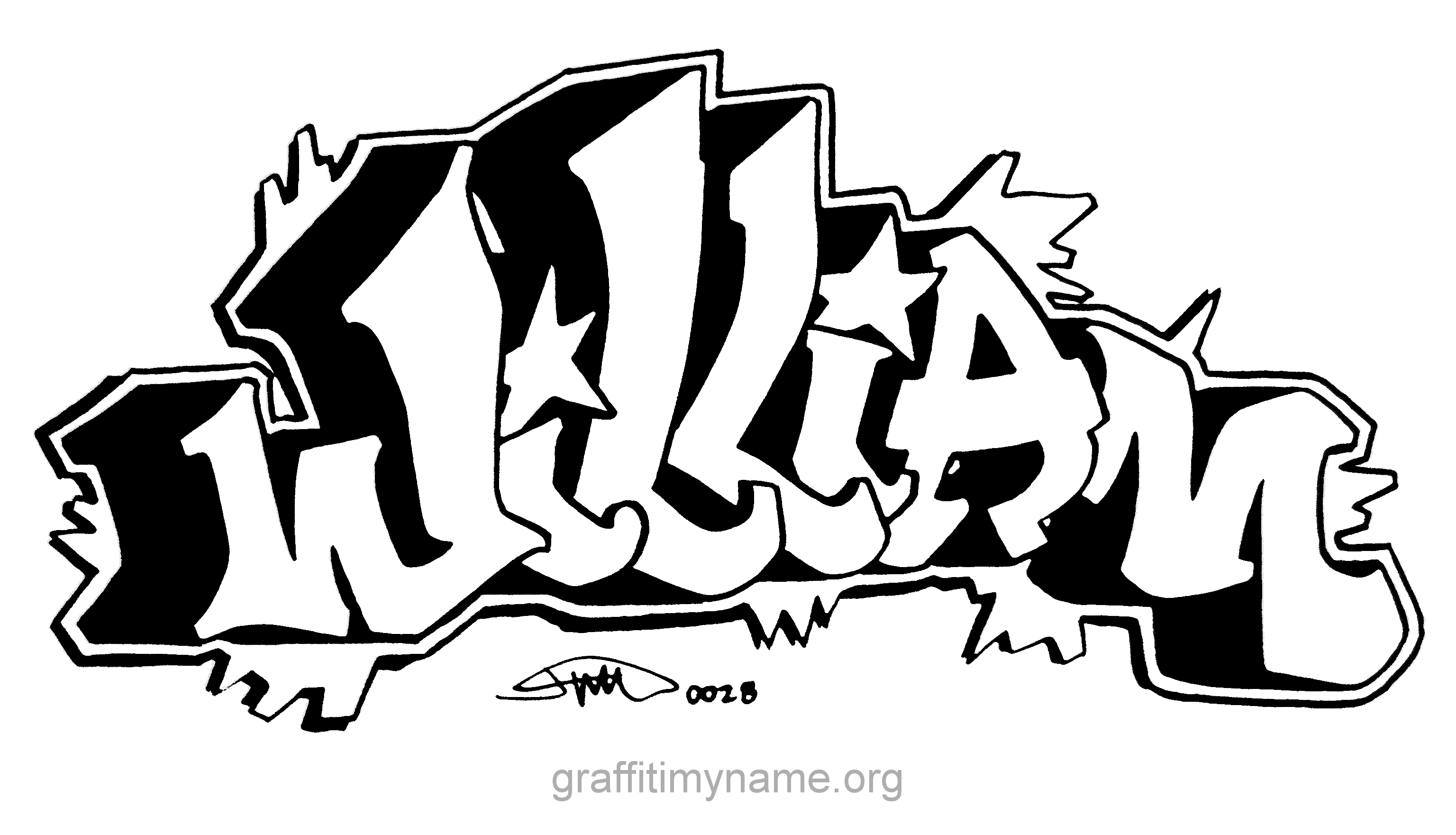 The name billy images william in graffiti