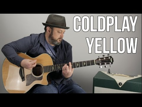 How To Play Yellow By Coldplay On Guitar Youtube In 2020 Acoustic Guitar Lessons Blues Guitar Guitar Lessons Tutorials
