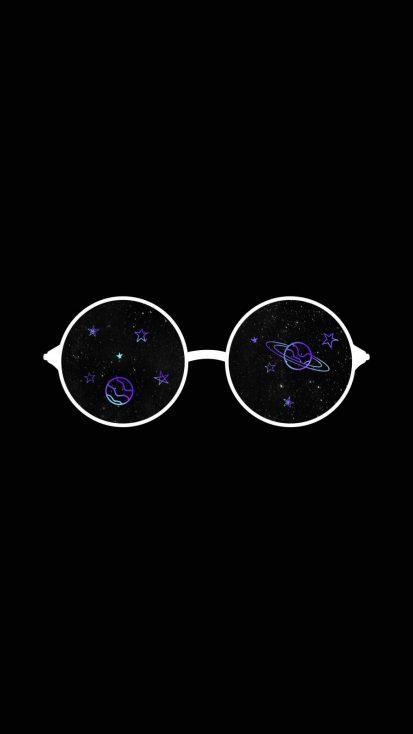 Minimal Glasses Iphone Wallpaper Papel De Parede Engracado Para Celular Papel De Parede Wallpaper Papel De Parede Do Telefone