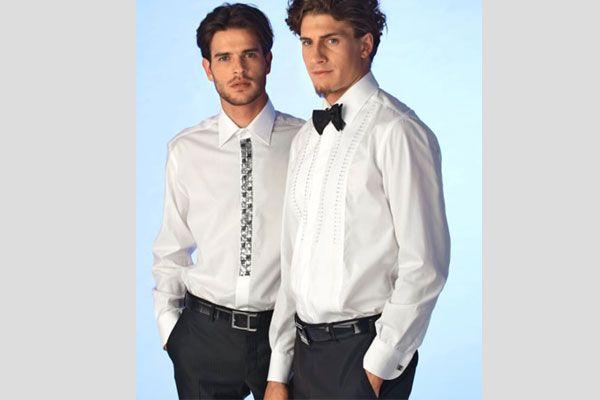 camicia sposo