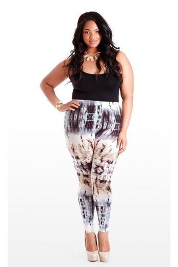 """From Essence Mag's """"Curvy Girl's Shopping Guide""""."""