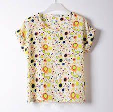 Resultado de imagen para patrones de blusas de gasa