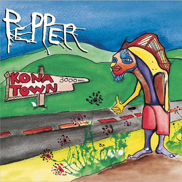 Pepper Kona Town Saturday Stubbs In Austin When
