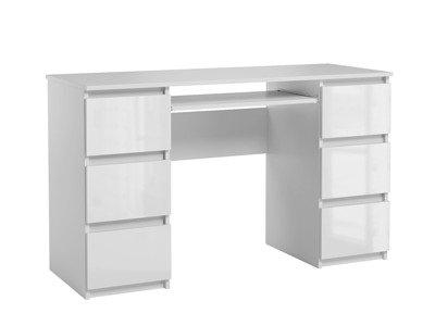 Bureau Jaris Blanc Brillant Livraison Gratuite Blanc Brillant Magasin De Meubles Trend Home Fr Mobilier De Salon Magasin Meuble Bureau