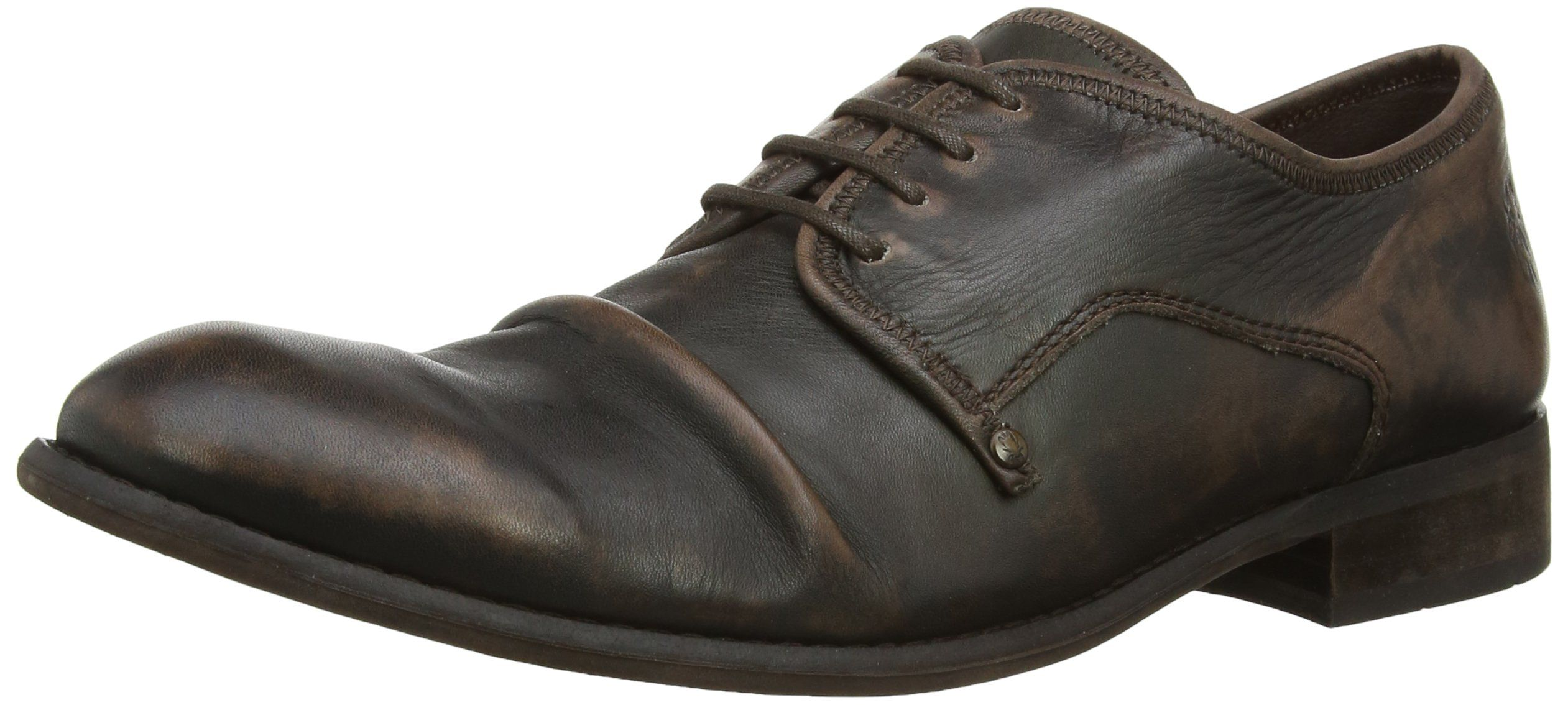 Hoco817fly, Brogues Homme, Noir (Black), 44 EUFLY London