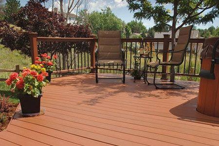 best outdoor porch flooring in FrankfurtGermany WPC Wood