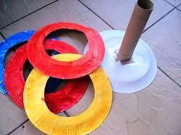 Resultado De Imagen Para Juego Con Material Reciclado Para Niños De 5 A 6 Años Business For Kids Rainy Day Activities Ring Toss Game
