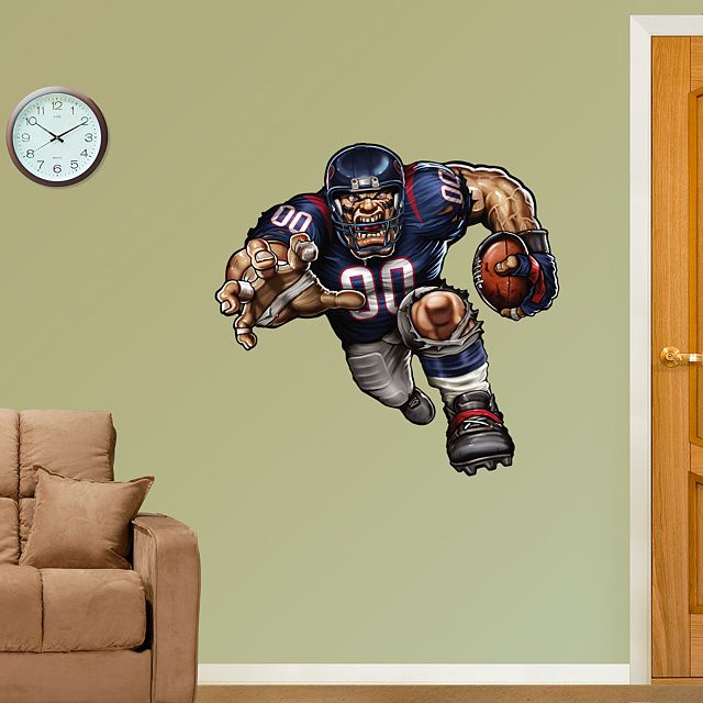 Houston Texans Fathead Wall Decals More Nfl