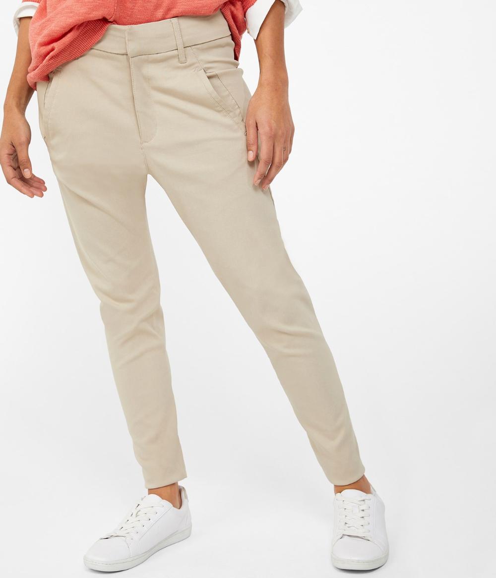 Pin By Ksz On Rzeczy Do Noszenia Khaki Pants Khaki Slim Fit