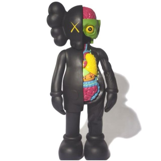 "KAWS ""Dissected Companion"""