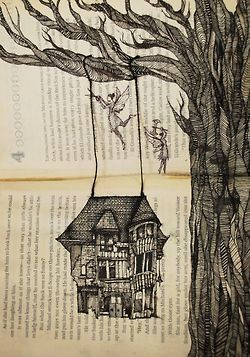 Tree house drawing tumblr pictures