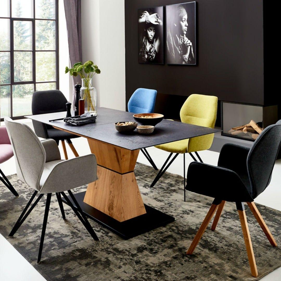 Mix And Match Kreiere Mit Dem Beliebten Stuhlprogramm Merlot Jetzt Deinen Ganz Individuellen Stuhlmix Wahle Dazu Aus 5 Farben Und Home Decor Decor Furniture