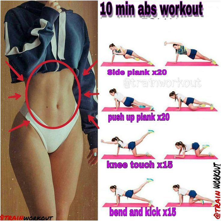 Killer abs exercises to tone your tummy and help you lose your love handles! This intense ab workout will have you carved and sculpted in next to no time! The best thing about it is that's it's fun and can be performed anywhere! The best ab exercises and workouts for women to get a flat, toned stomach. Do these exercises and you'll be able to rock those clothes! Combine this abs workout with a smart diet and weekly cardio, and you'll reach your goals in no time!