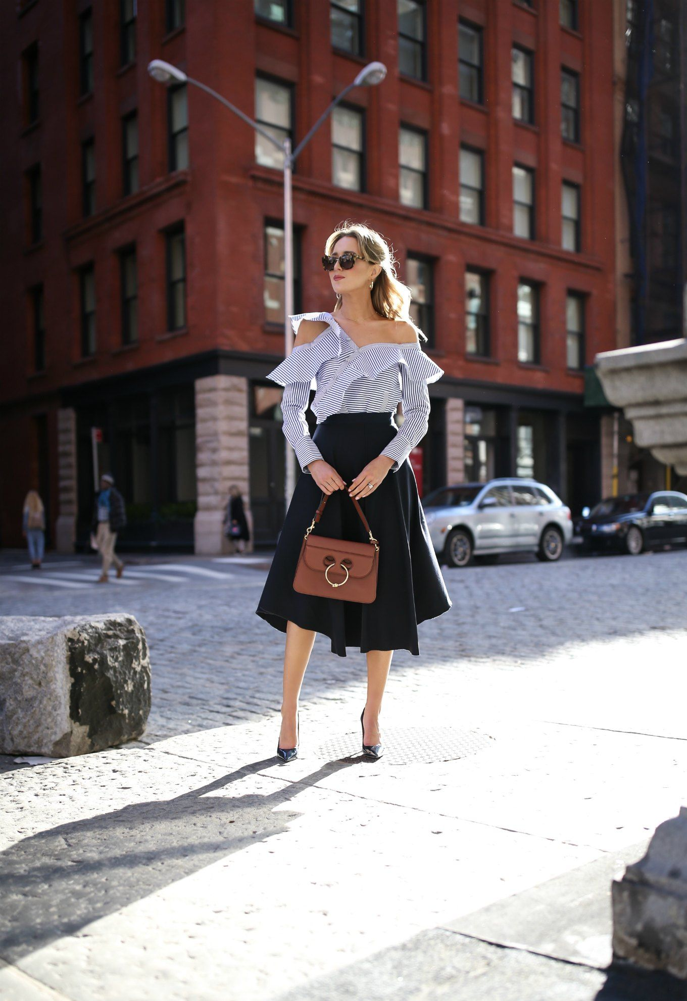 TREND MEMO #2: RE-DEFINED NECKLINES AND DECONSTRUCTED SHIRTING | MEMORANDUM | NYC Fashion & Lifestyle Blog for the Working Girl