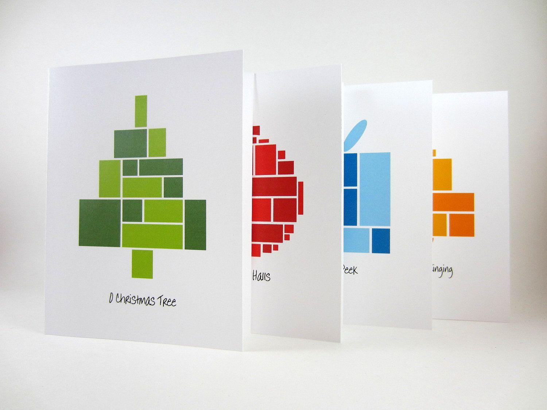 Ленточка открытку, новогодние открытки графический дизайн
