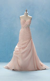 16 Wedding Gowns Fit For A Disney Princess