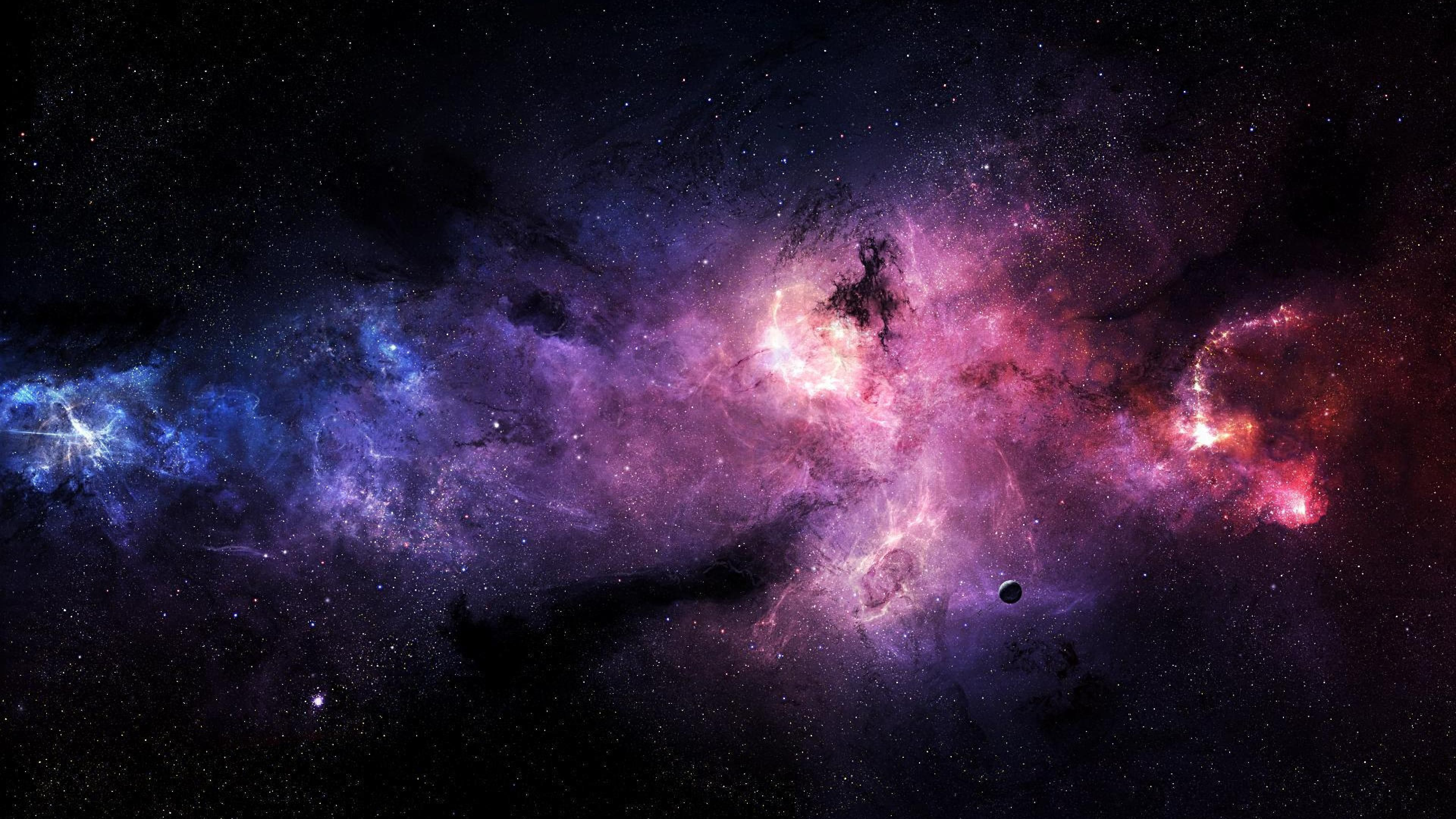 Res 3840x2160 Hd Space Wallpapers Find Best Latest Hd Space Wallpapers For Your Pc Desktop Background Mobile Phones Galaxy Wallpaper Resim Sanati Resim