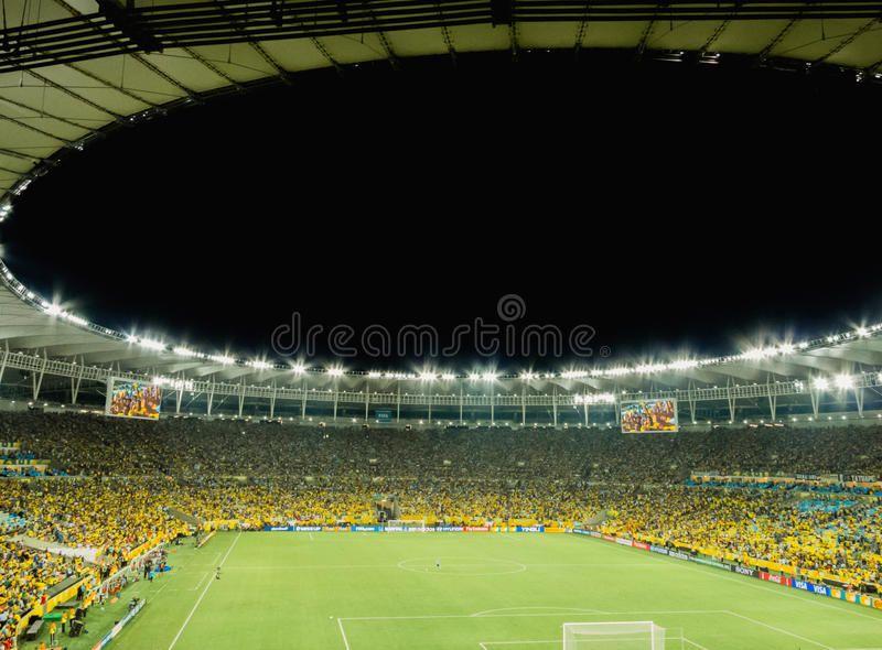 New Maracana Stadium For World Cup 2014 New Maracana Stadium For Fifa World Cup Spon Cup World Maracana S Maracana Stadium World Cup 2014 World Cup