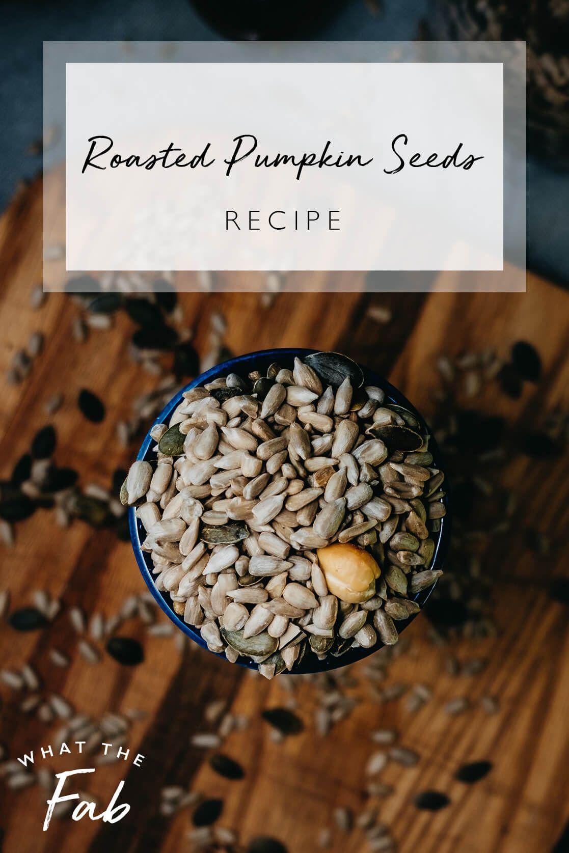 Best Recipe: How to Roast Raw Pumpkin Seeds | 2019