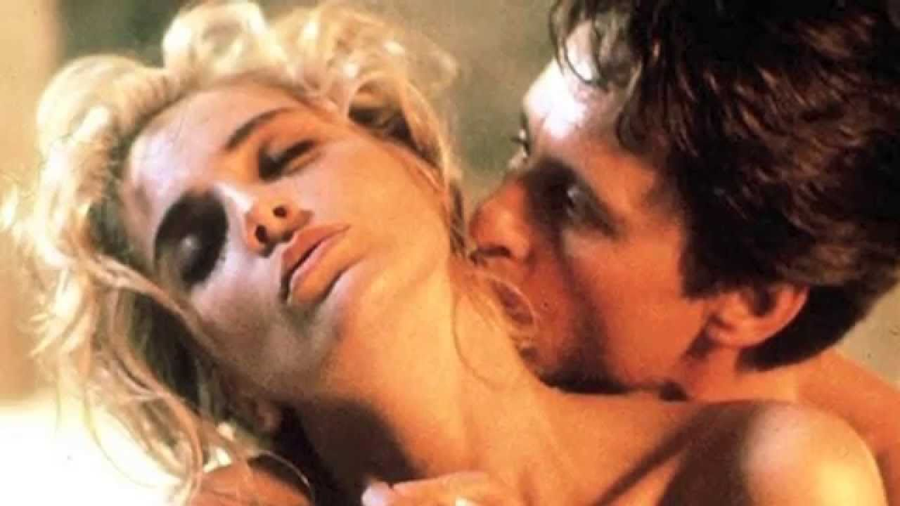 Basic Instinct Sharon Stone And Michael Douglas Hot Scene