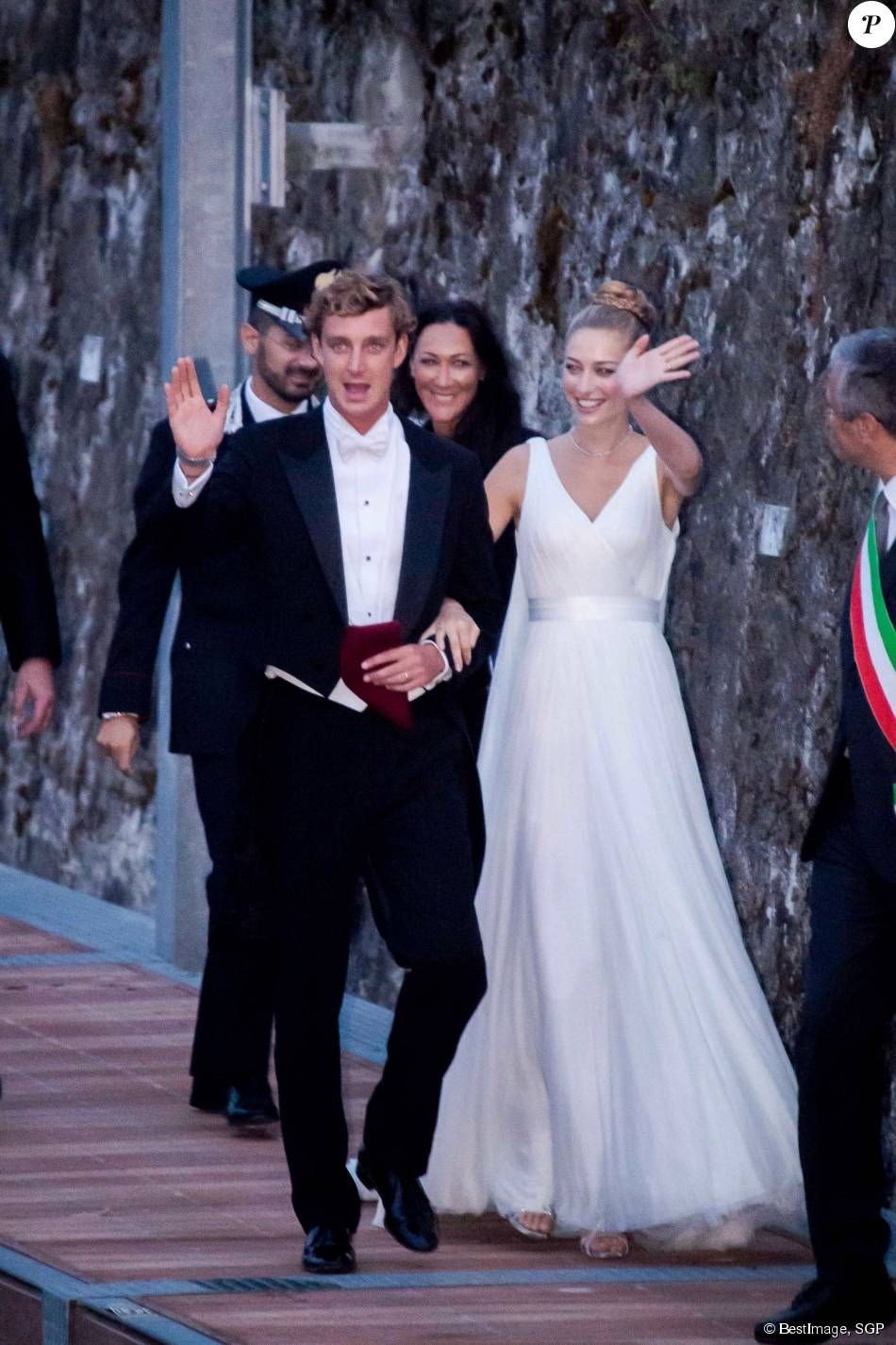 Pierre Casiraghi Et Beatrice Borromeo Un Mariage De Reve Regal