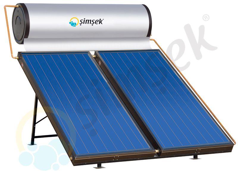 Chauffe Eau Solaire Simsek Solar Energy Chauffe Eau Solaire