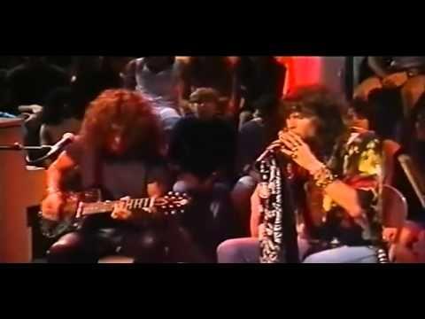 06 Aerosmith Unplugged One Way Street Aerosmith Mtv Unplugged Steven Tyler