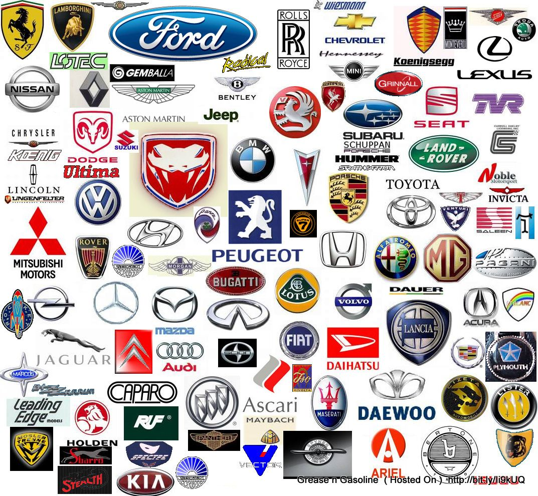 Car Emblems Gallery