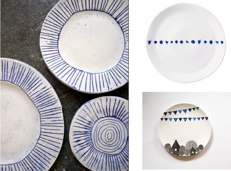 blue plate 4 & blue plate 4 | Miss Potter | Pinterest | Blue plates
