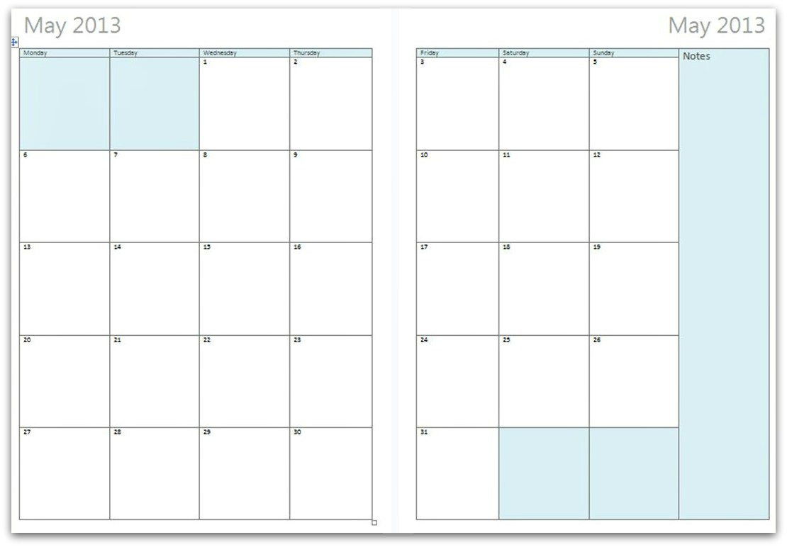 Printable Organizer | Miss P: DIY: Planner (Part 2) The Printable ...