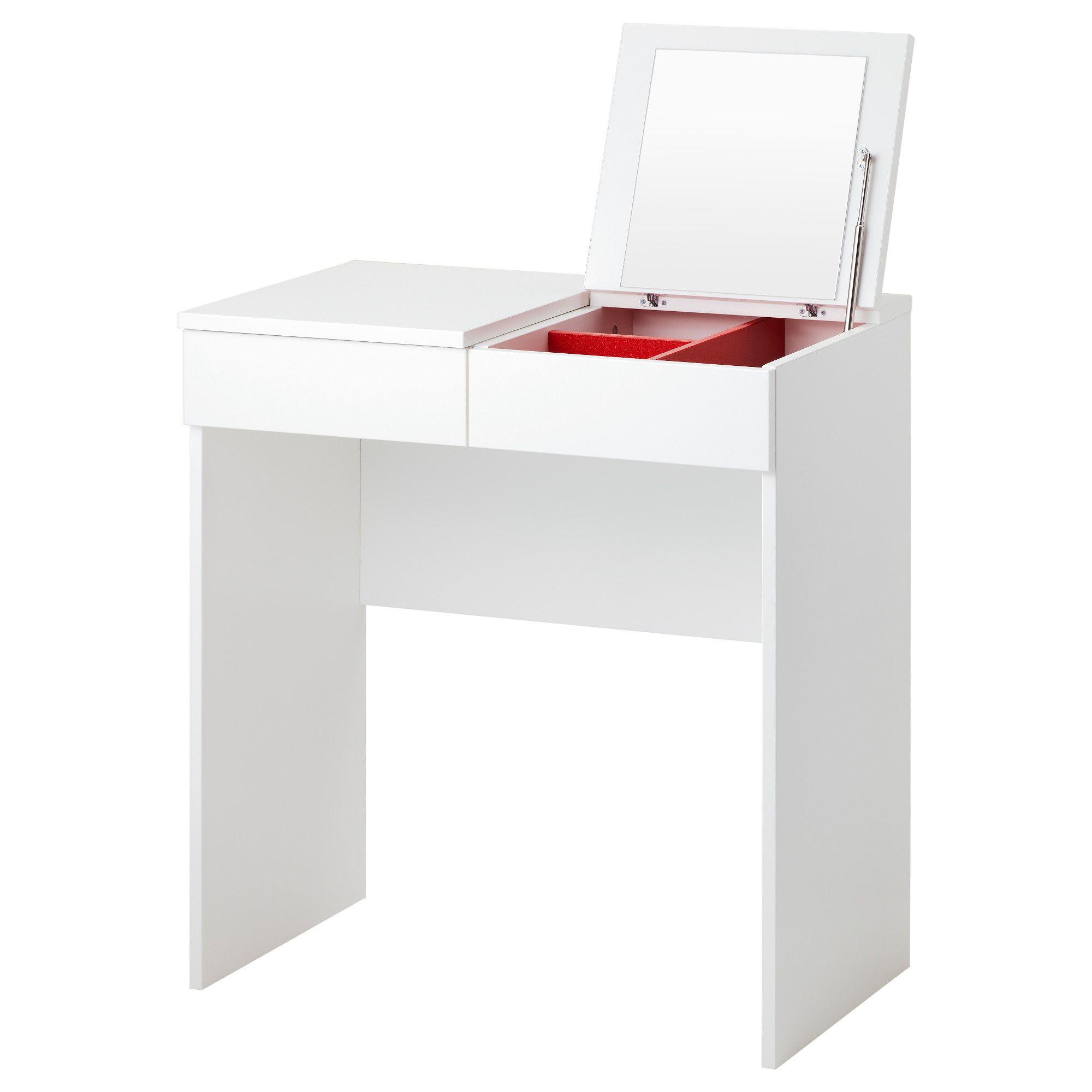 brimnes dressing table white in 2018 bedrooms bedroom. Black Bedroom Furniture Sets. Home Design Ideas